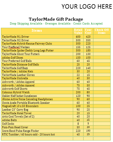playersgift SAMPLE